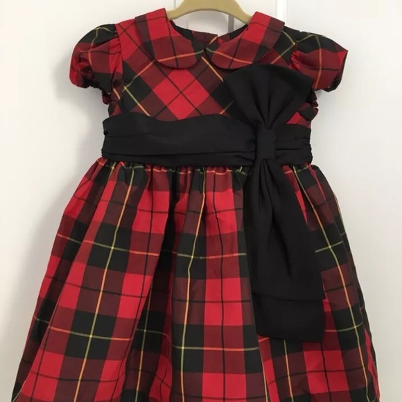 Ralph Lauren Dresses Baby Girls Holiday Dress 12 Months